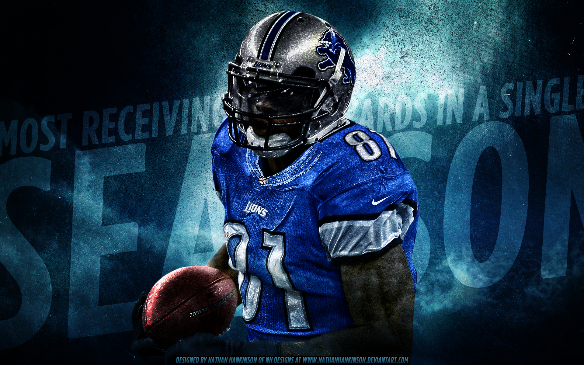 Calvin Johnson Wallpaper - WallpaperSafari