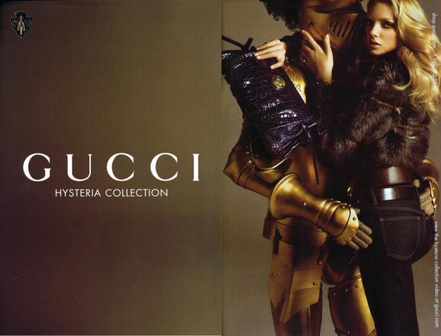 Gucci Stripe Wallpaper