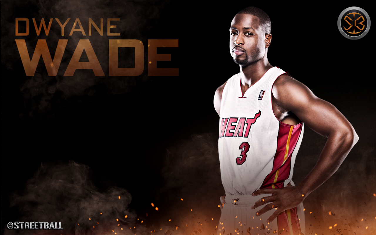 Dwayne Wade Wallpapers 1280x800