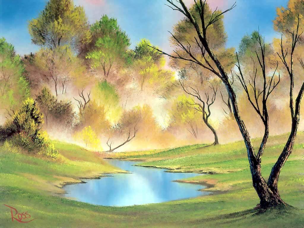 Desktop Wallpapers Painting 1024x768