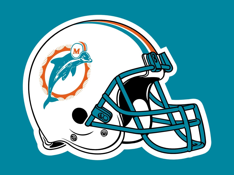 [45+] Miami Dolphins Logo Wallpaper on WallpaperSafari