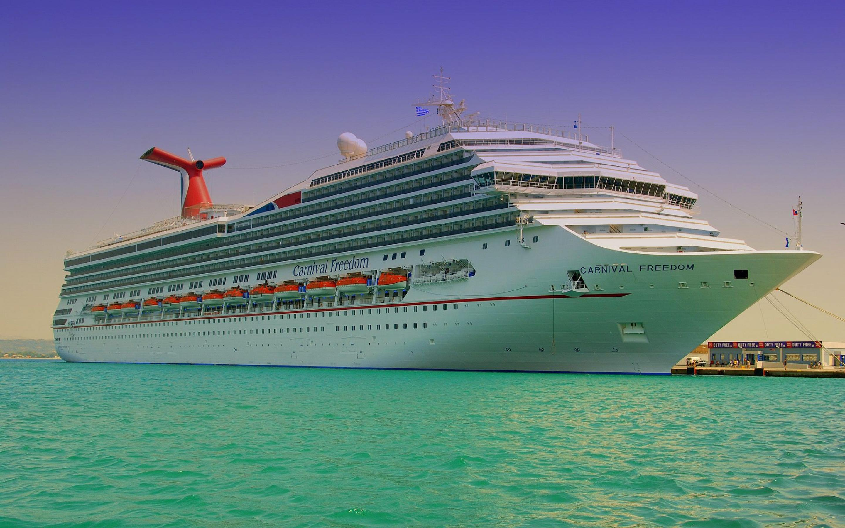 Cruise Ship HD Wallpapers 2880x1800