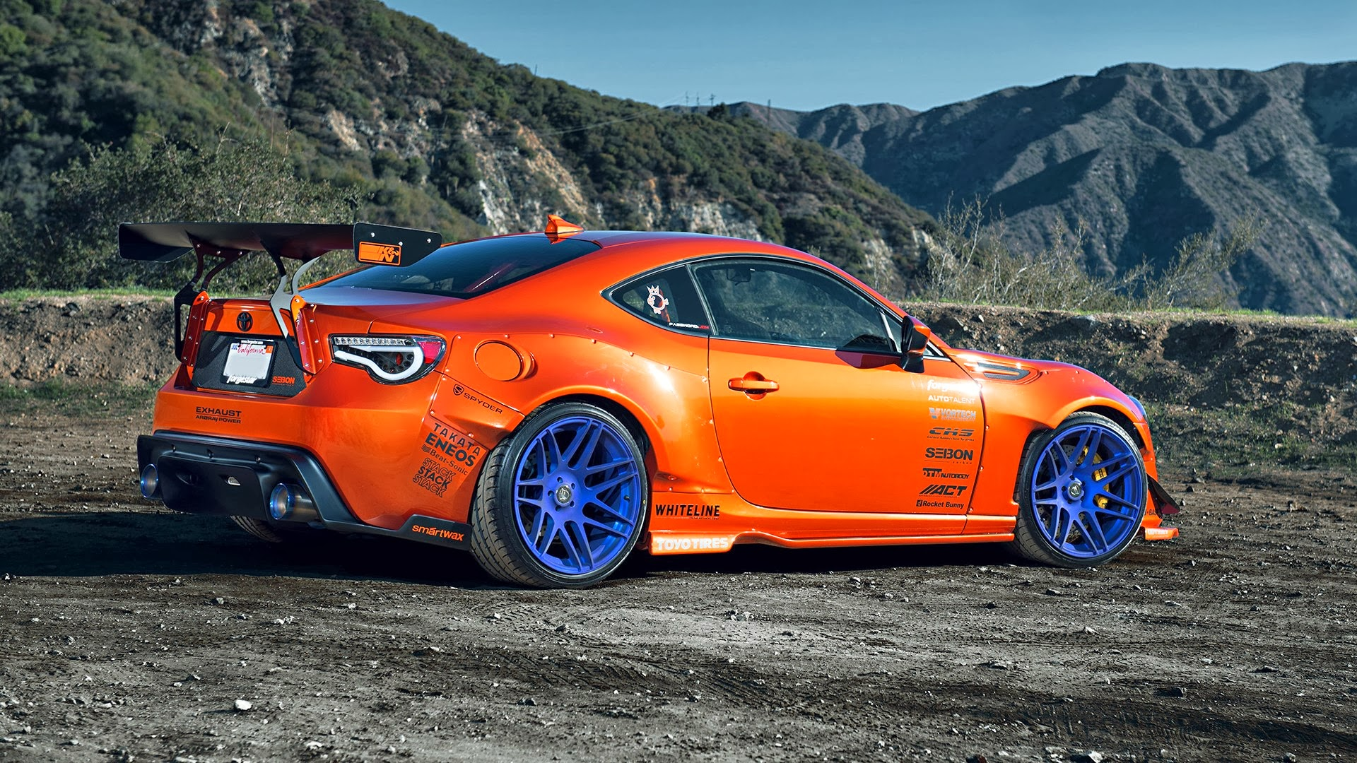 Scion Frs Turbo >> Tuned Car Wallpapers - WallpaperSafari