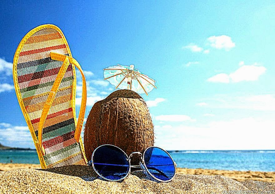 Fun Beach Backgrounds Best Hd Wallpapers 880x622