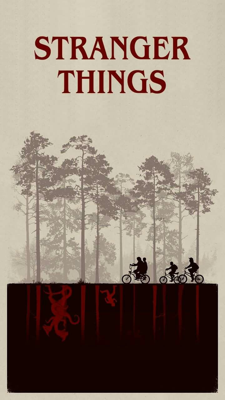 Stranger Things Pinteres 720x1280