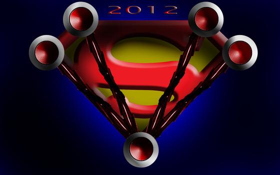 Superman Theme Kryptonite Screensaver Gallery Windows wallpapers HD 560x350