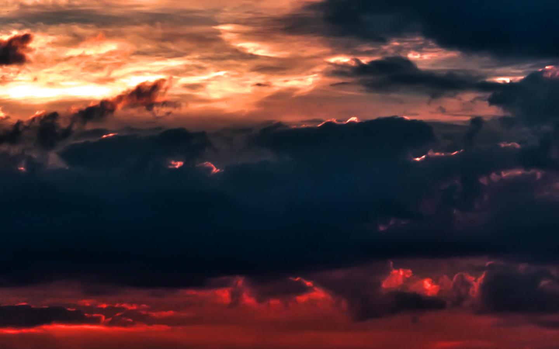Dark Sky Backgrounds 1440x900