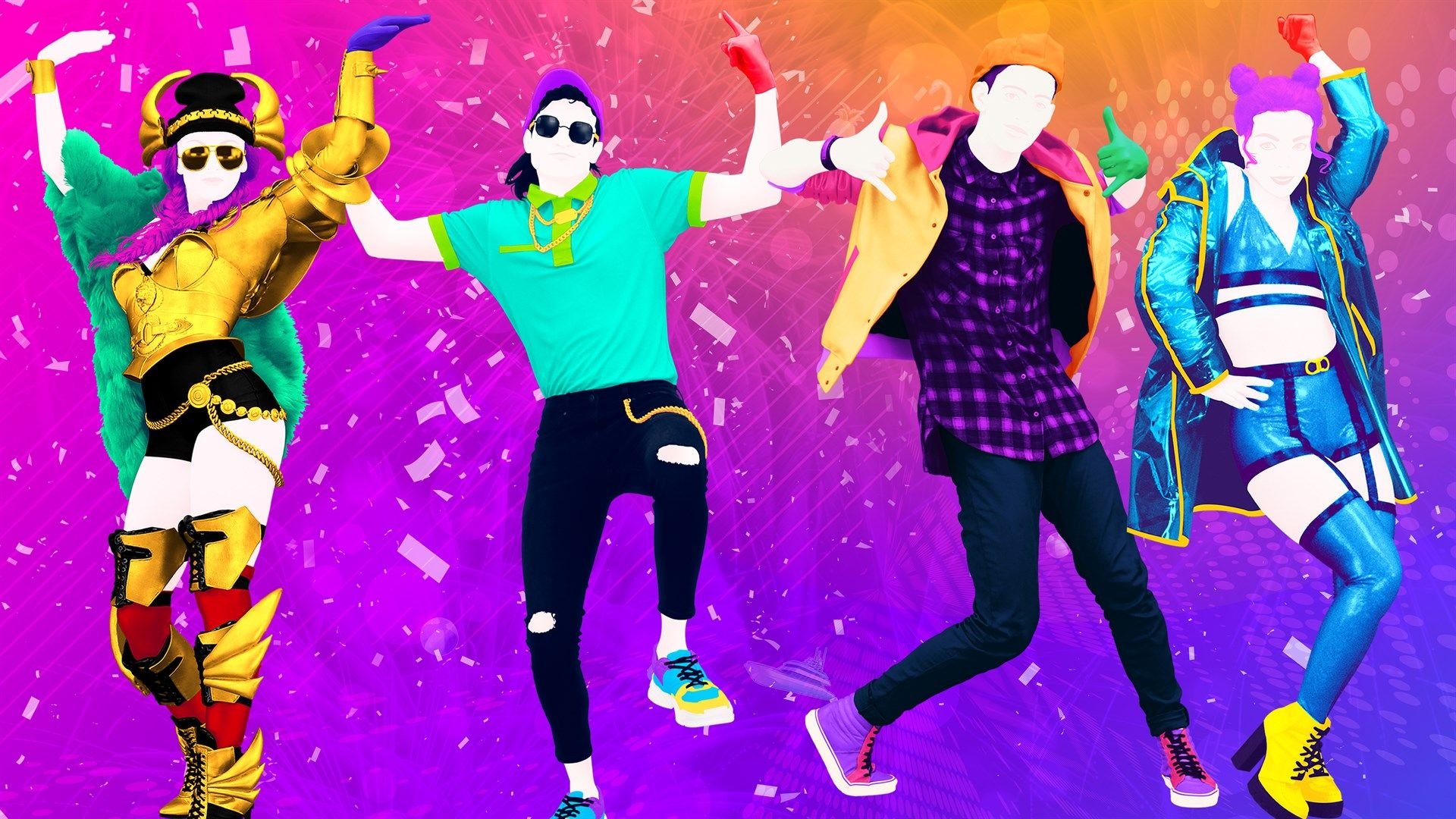 Just Dance 2020 Wallpapers   Top Just Dance 2020 Backgrounds 1920x1080