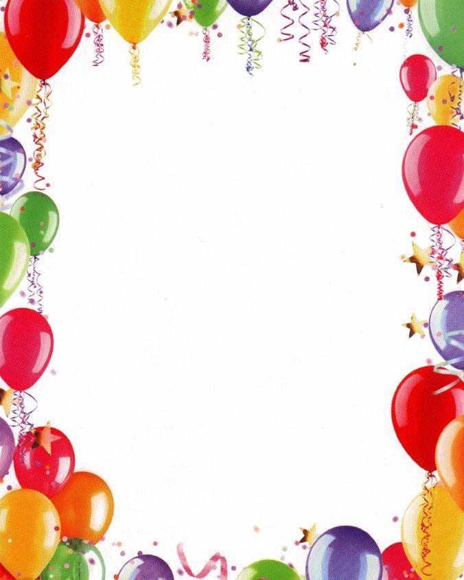 Birthday Myspace Backgrounds Birthday Backgrounds For Myspace 676x844