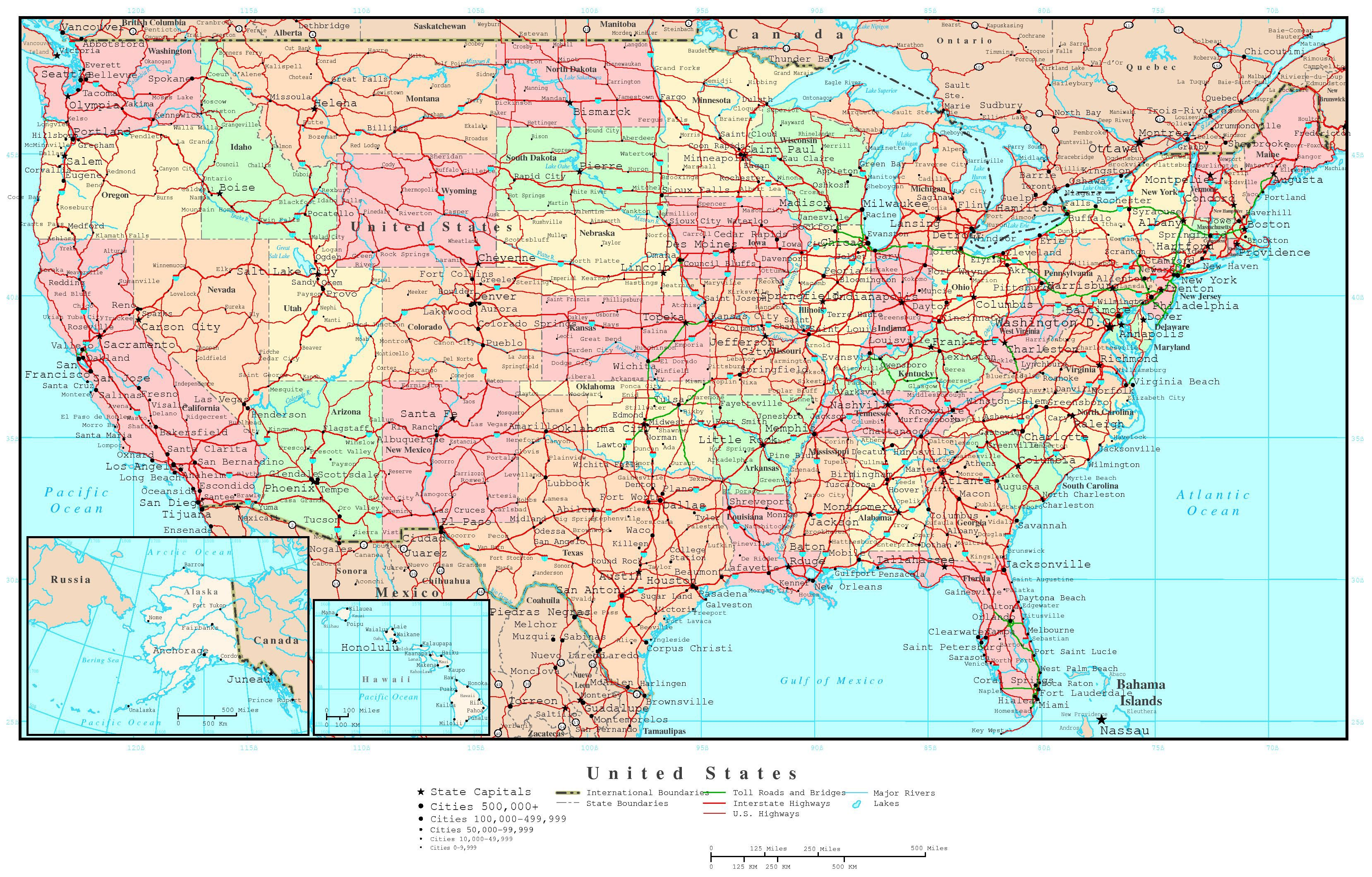 Обои highway, map, Route 66, north america, border, Road, usа, miscellanea, united states of america. Разное foto 11