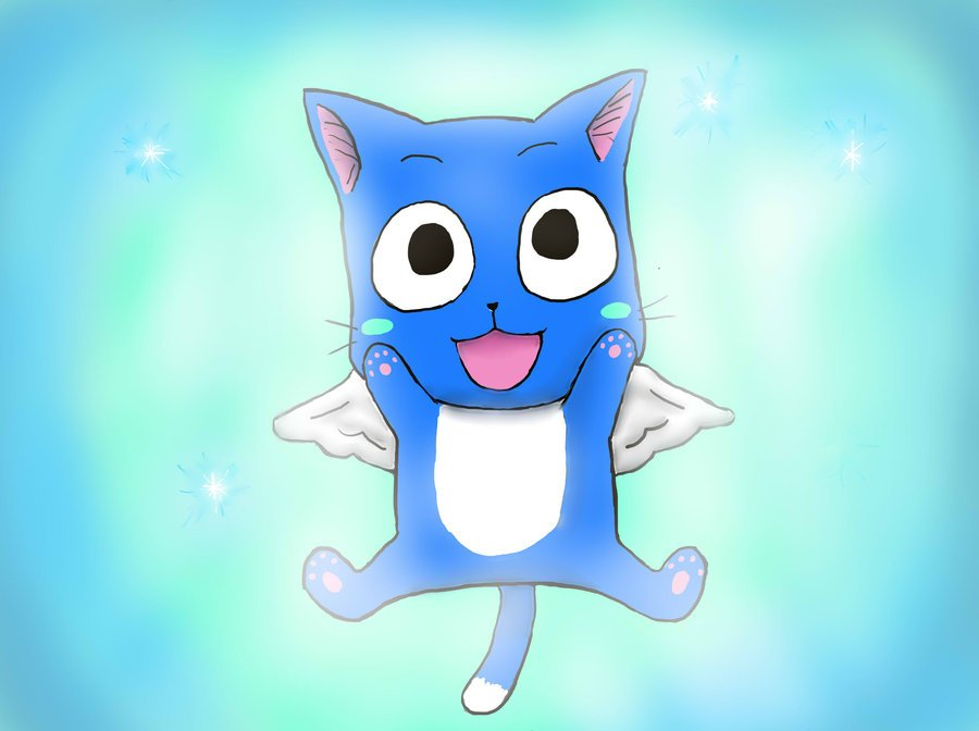 Baby Happy Fairy Tail Wallpaper Fairytail happy by 900x672