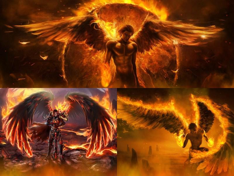 Fallen Angels Screensaver   Animated Wallpaper download torrent 800x600