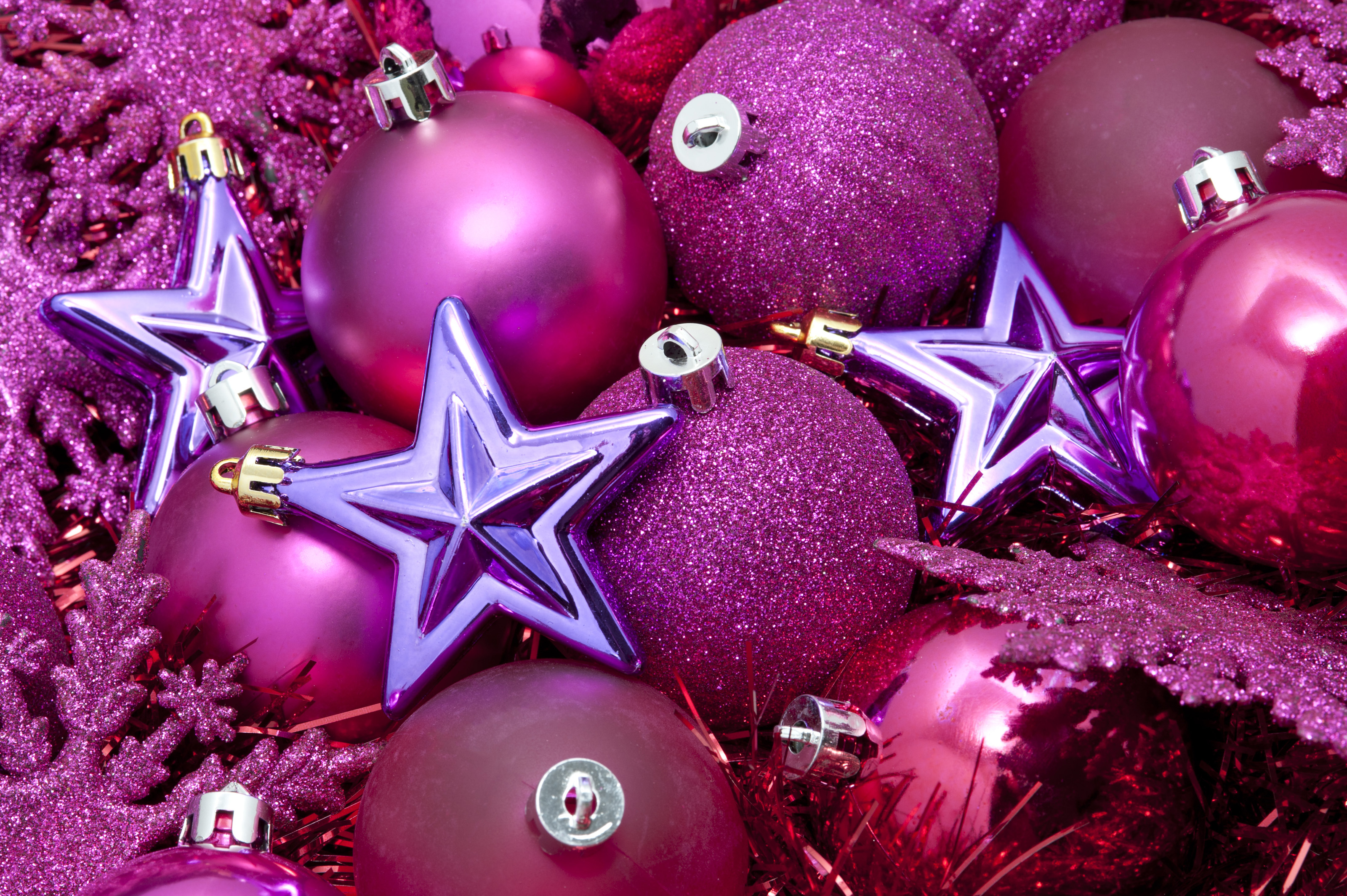 Pink Christmas Background Wallpapers9 3200x2129