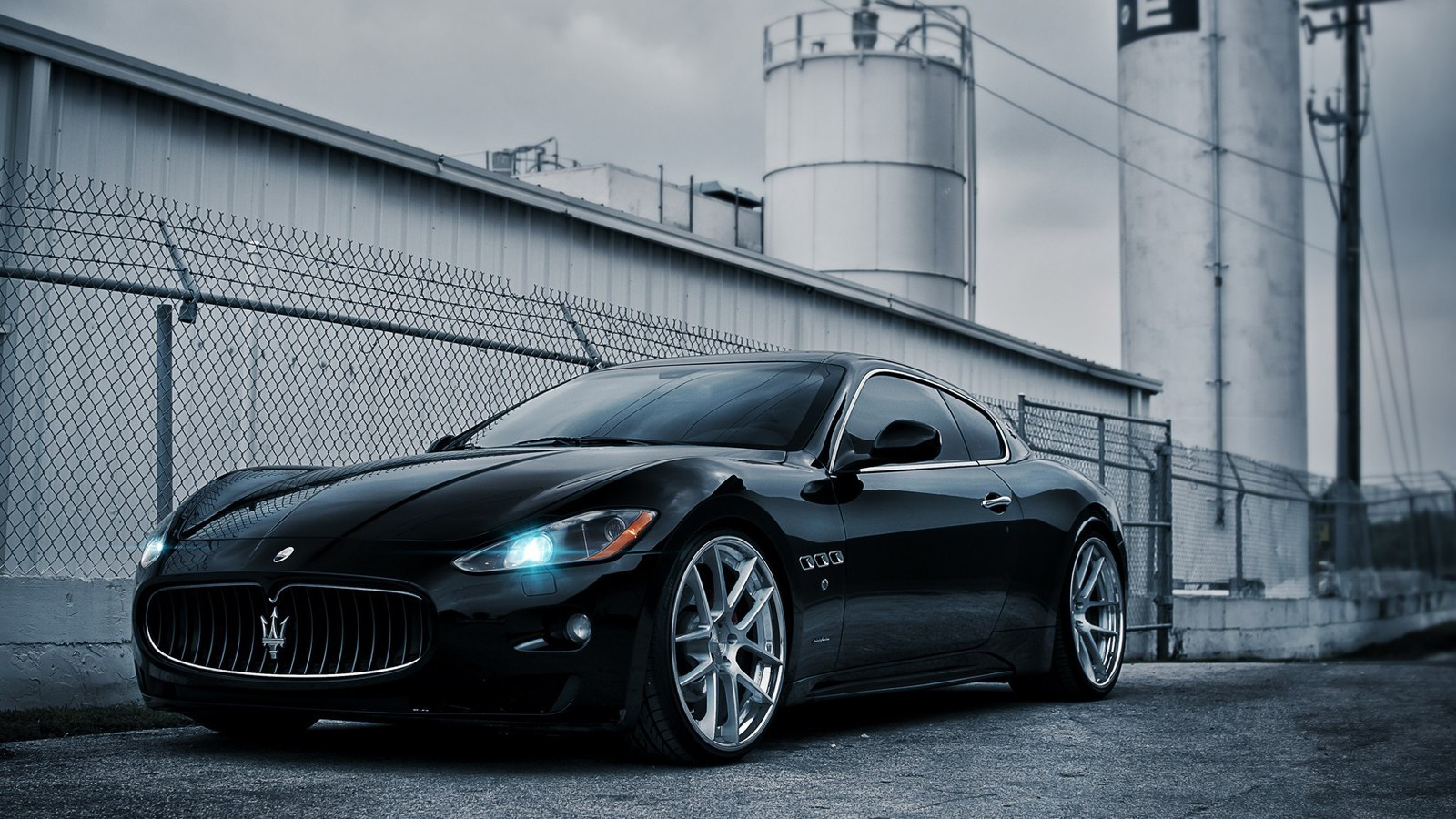 Maserati Computer Wallpapers Desktop Backgrounds 1600x900 ID 1600x900
