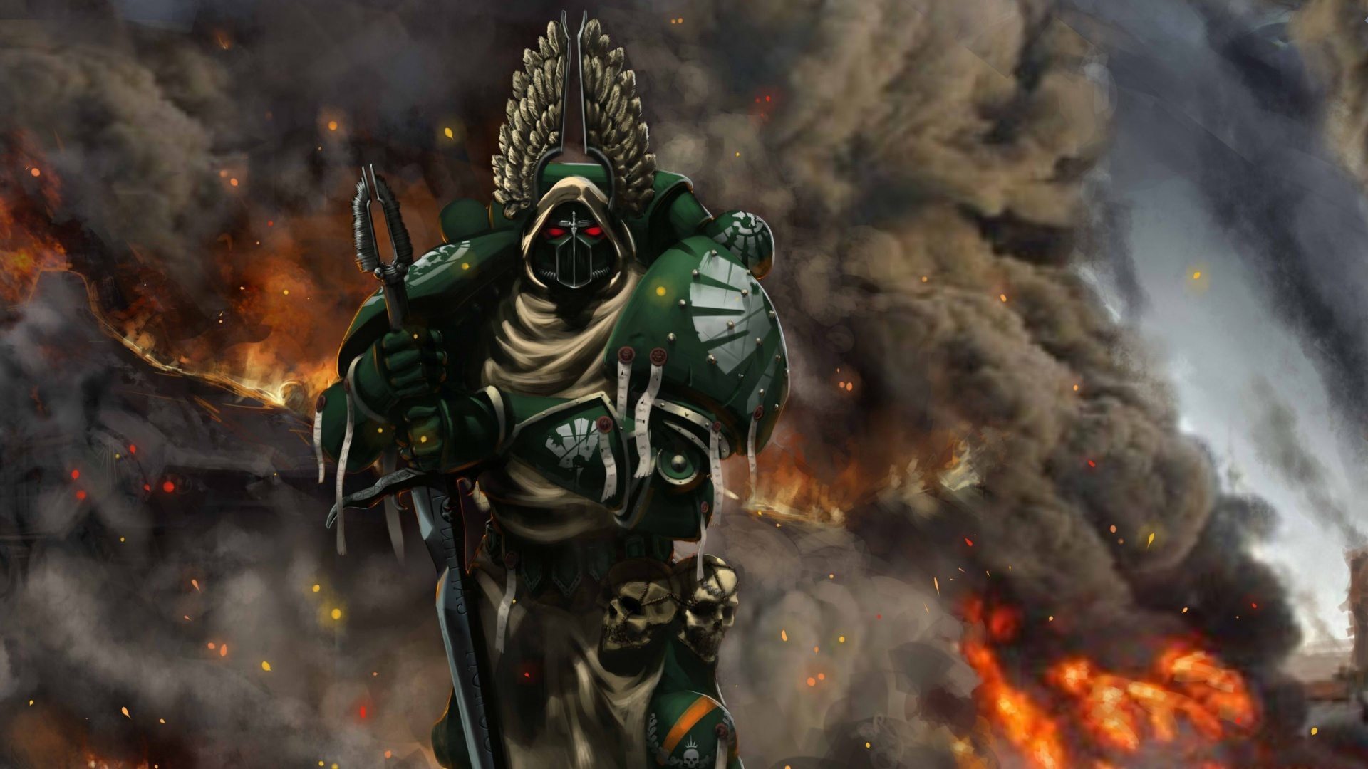 Warhammer 40000 Eternal Crusade HD Wallpapers 1920x1080