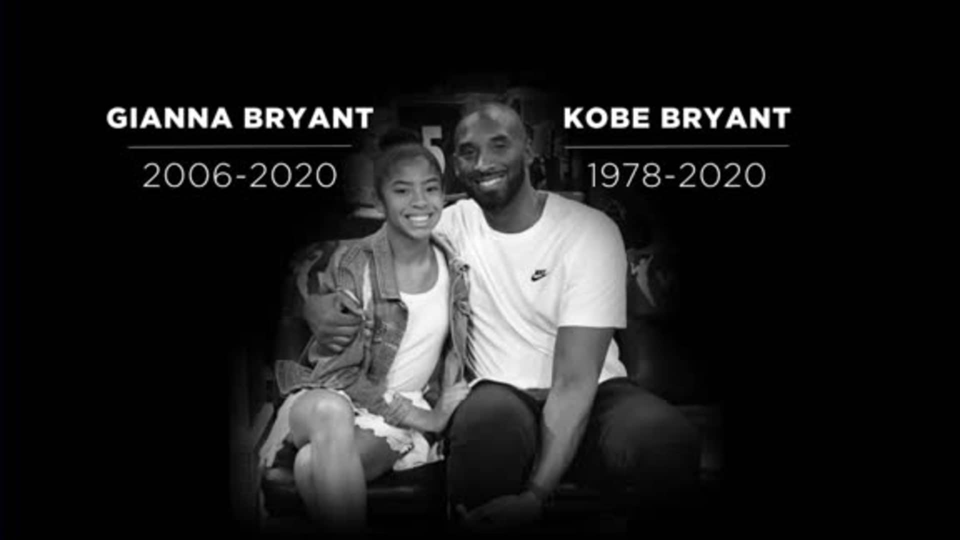 Pelicans honor Kobe Bryant and daughter Gianna with pregame 1920x1080