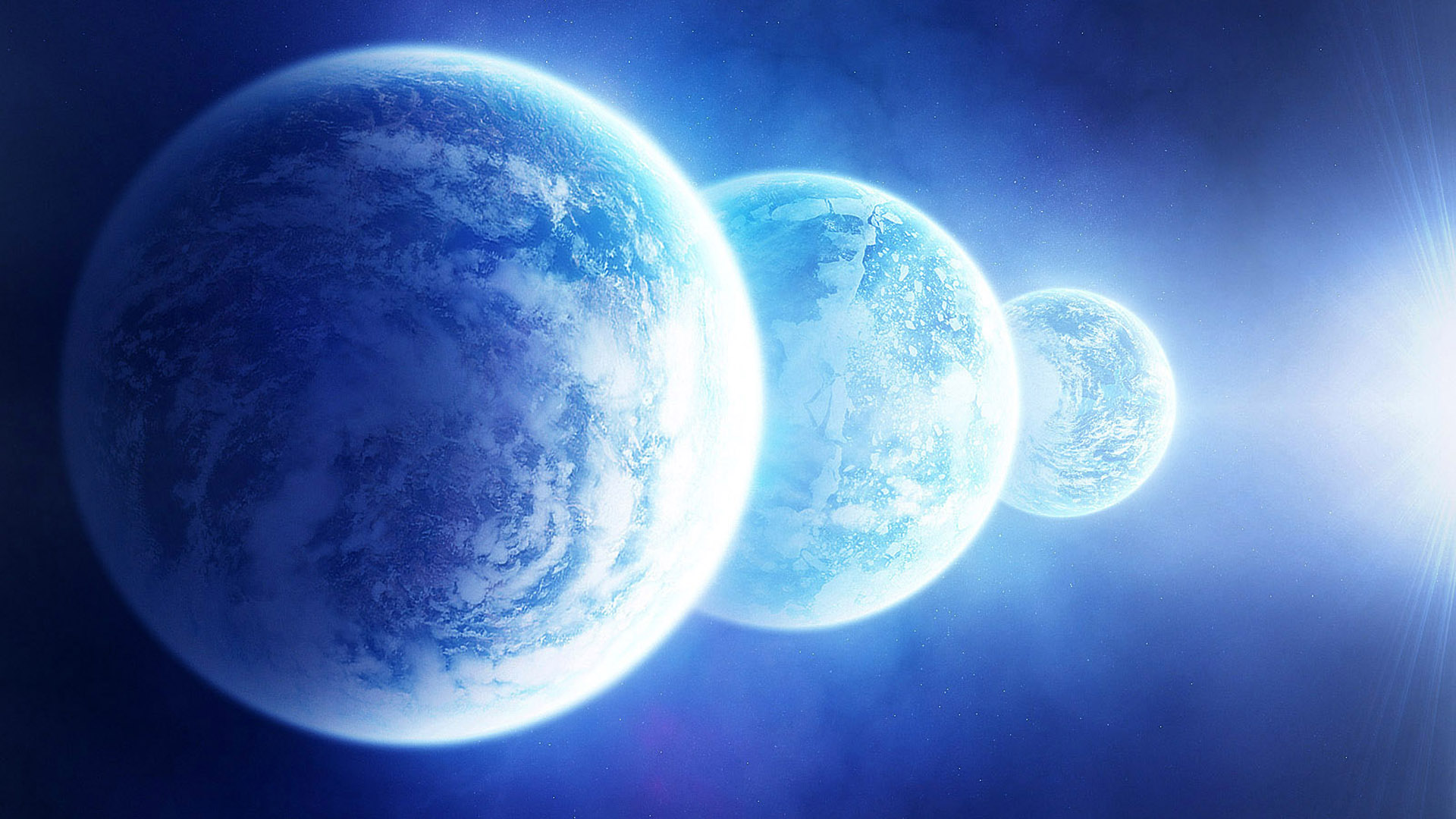 three planets aligned - 1280×720