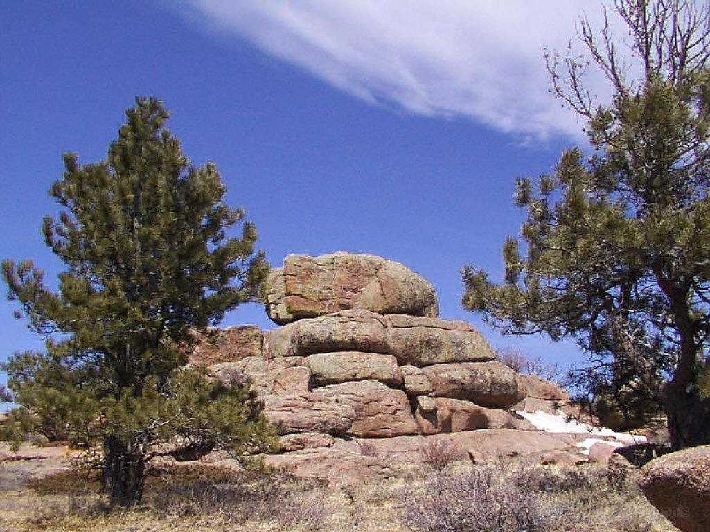 Daves Wallpaper   Vedauwoo   Medicine Bow National Forest 1025x768