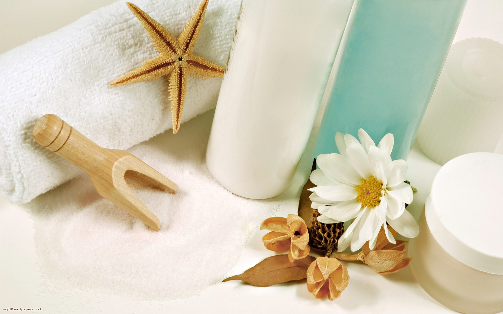 spa treatment wallpaper - photo #10