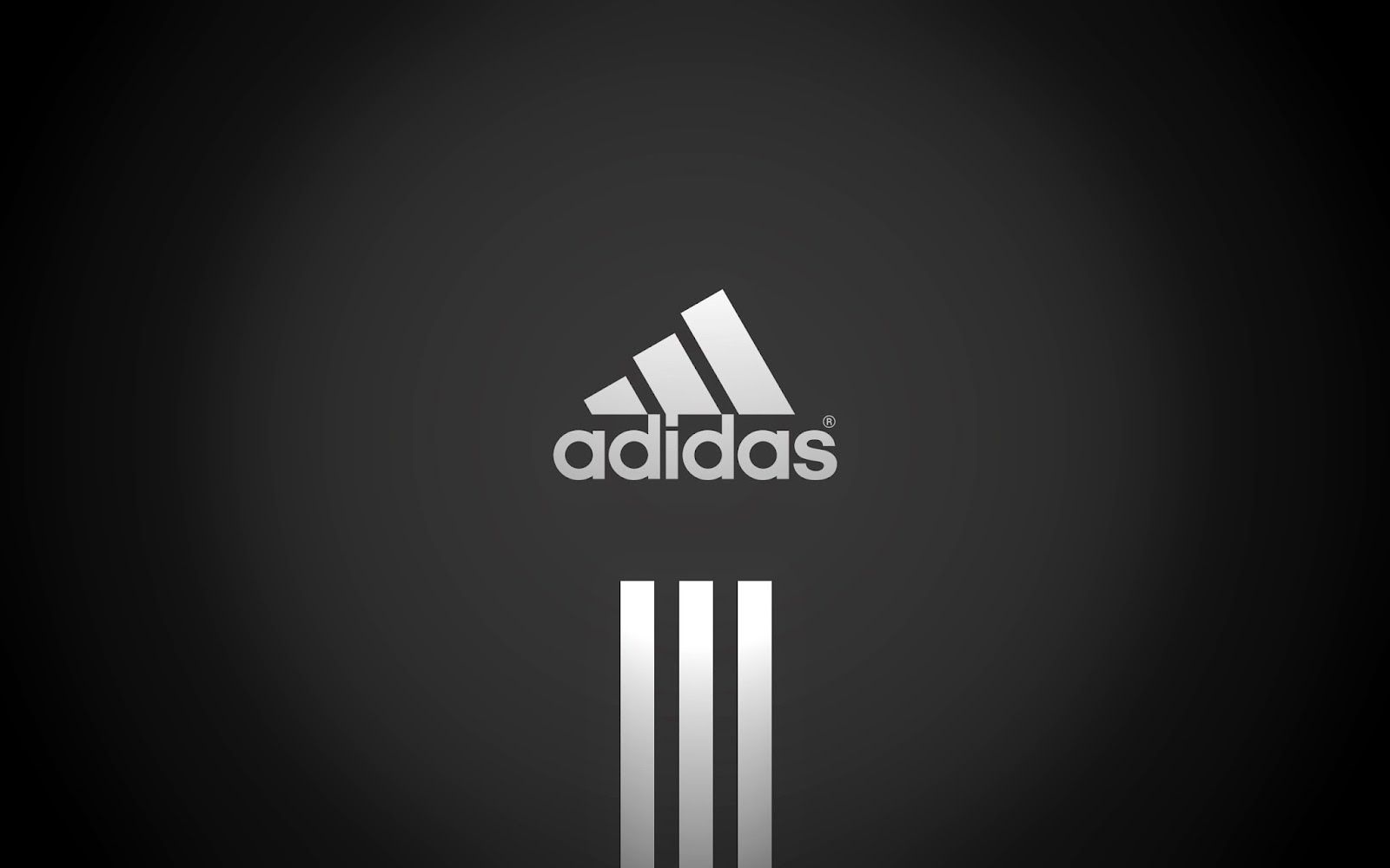 adidas logo sticker for car Adidou 1600x1000