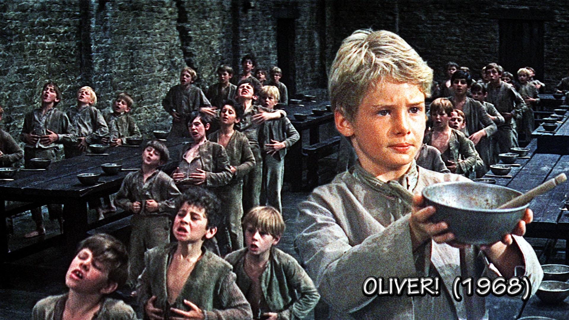 Oliver 1968 Movie 1920x1080