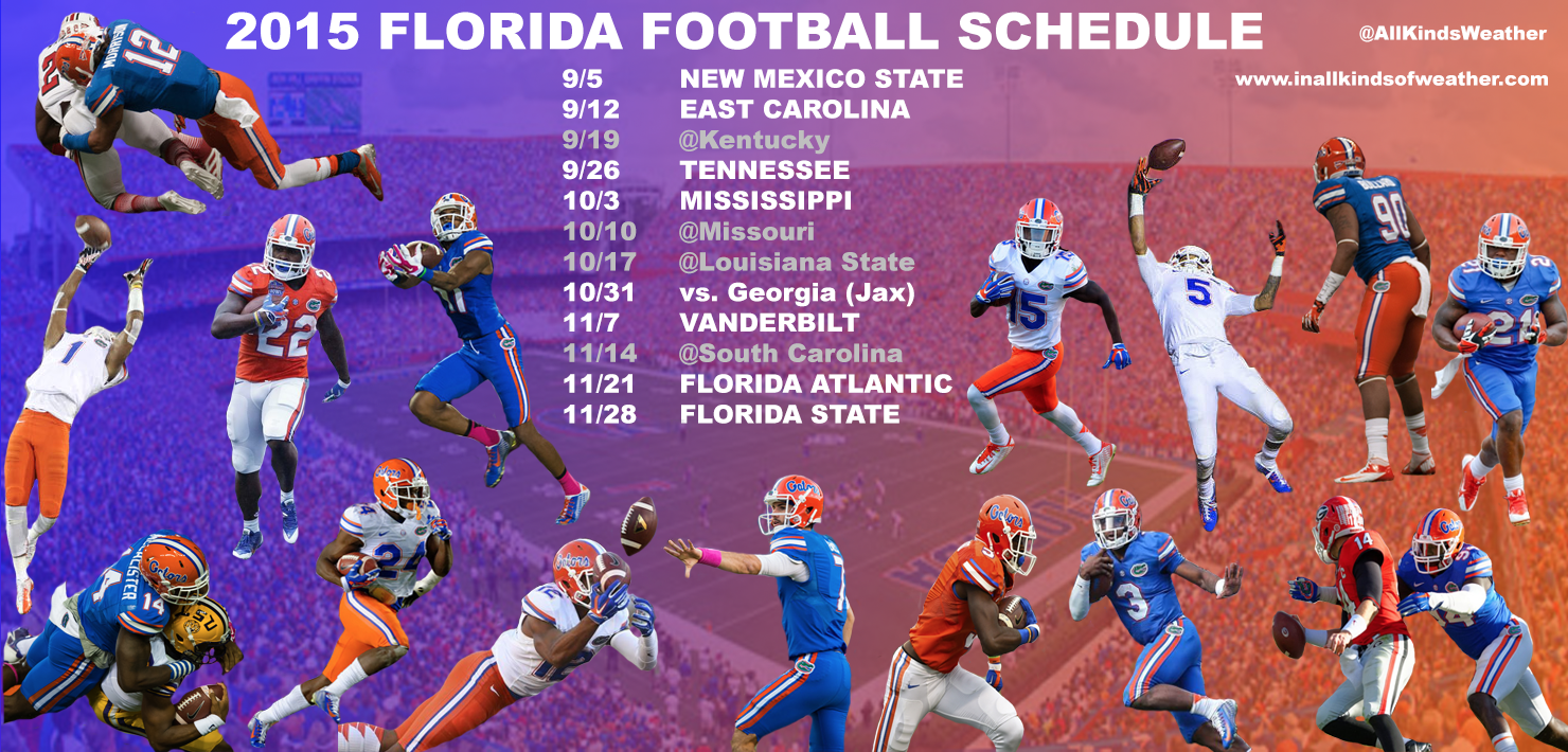 collage game day football college schedule