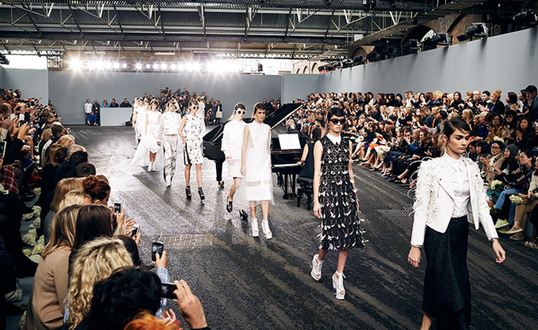 Show tunes London Fashion Week SS 2014s runway playlist 1540x944