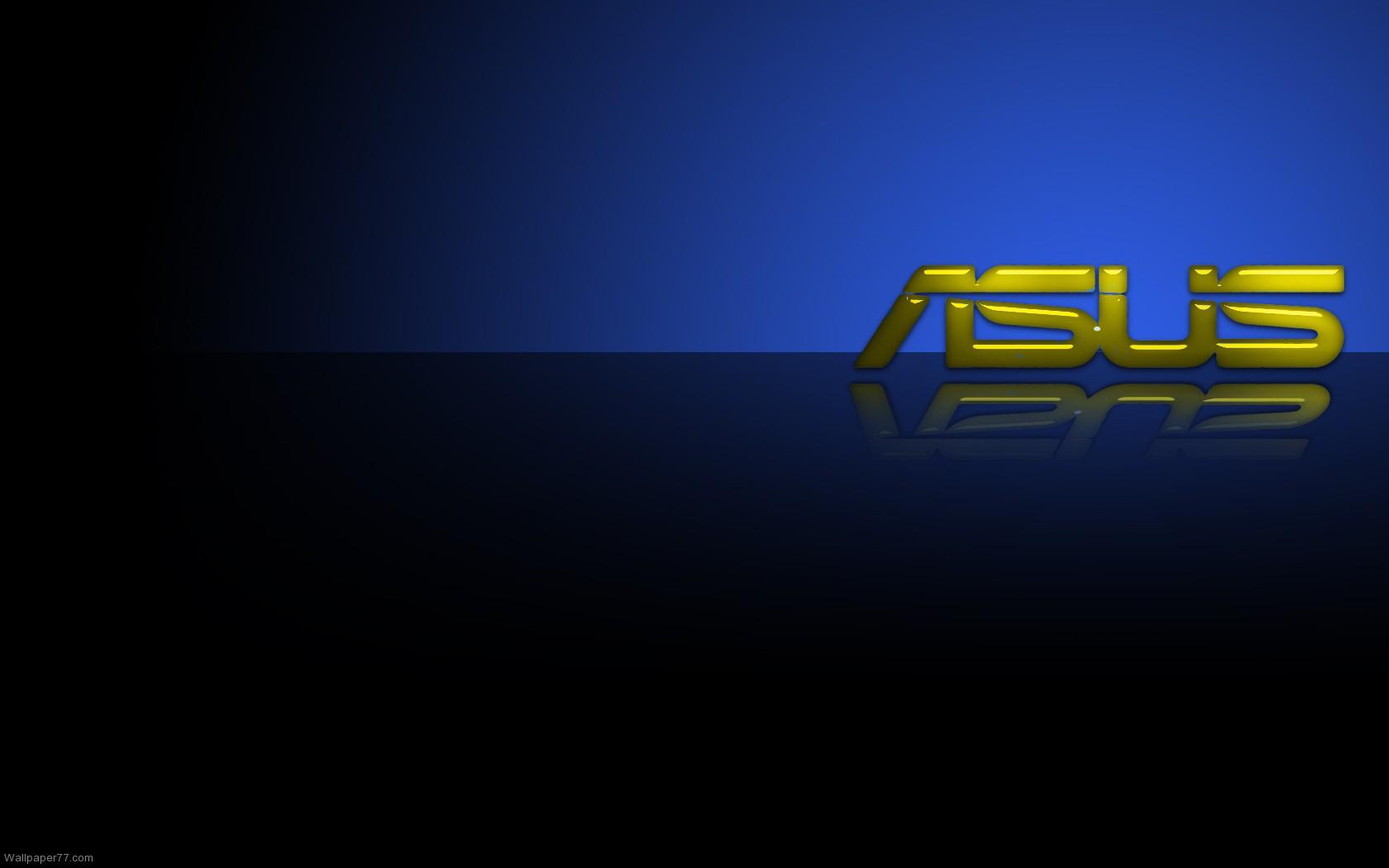 Asus Blue Wallpaper: Asus X Series Wallpaper