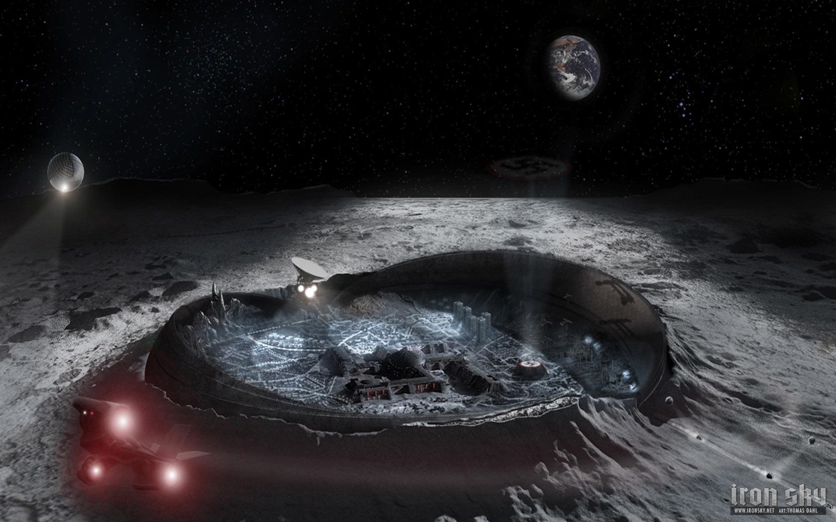 moon base wallpaper - photo #45