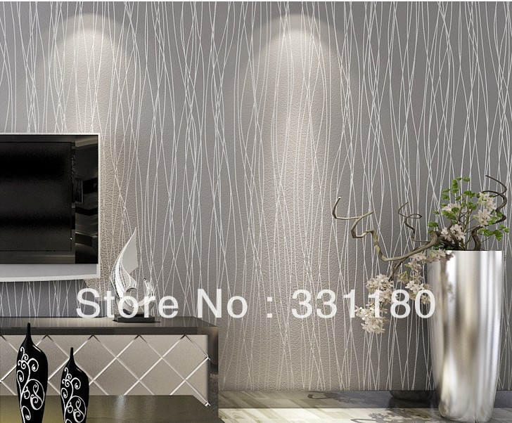 textile wallpapers thin vertical stripes flocking wallpaper wall 728x602
