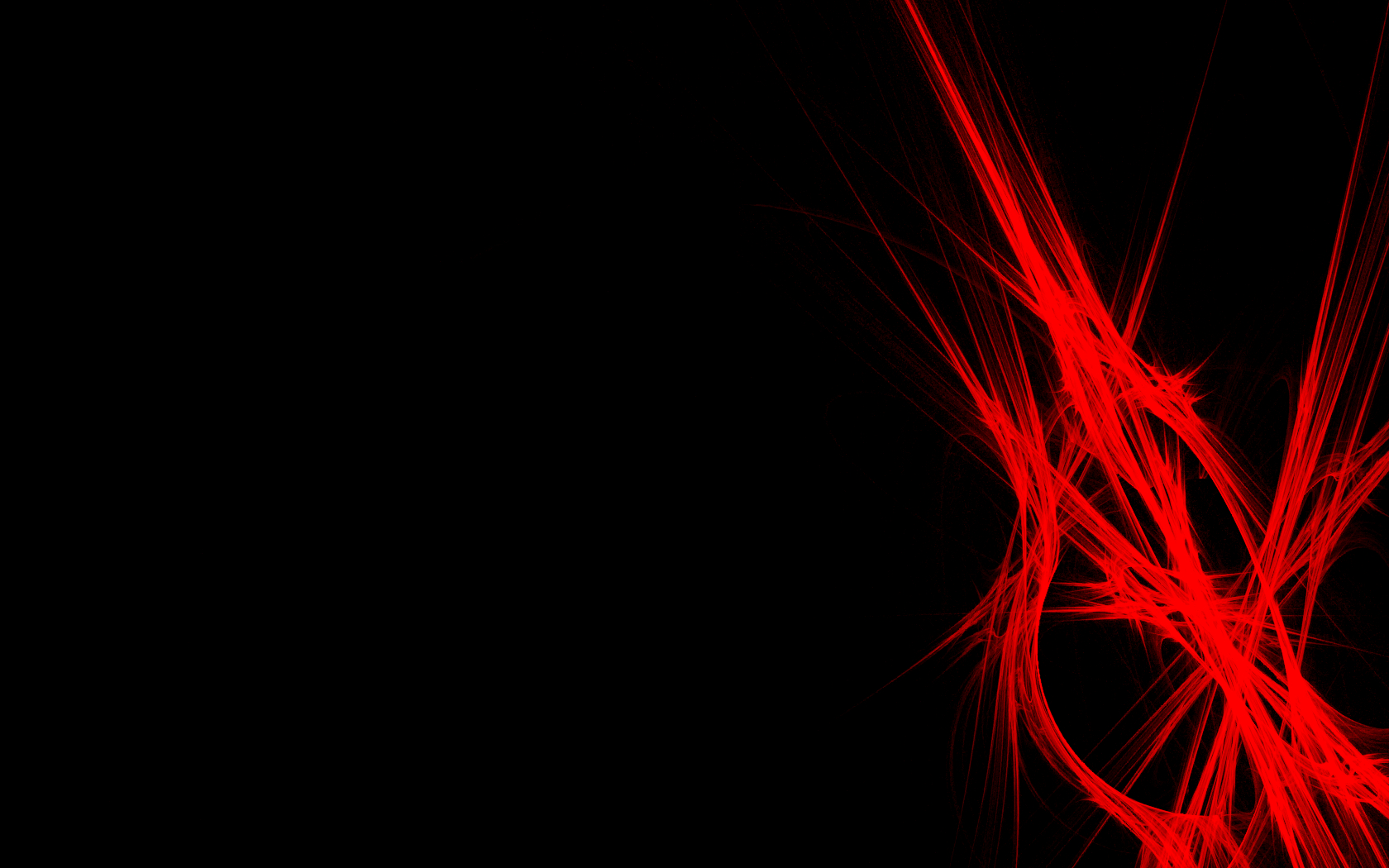 Top Abstract Red Background Black Wallpapers 1680x1050