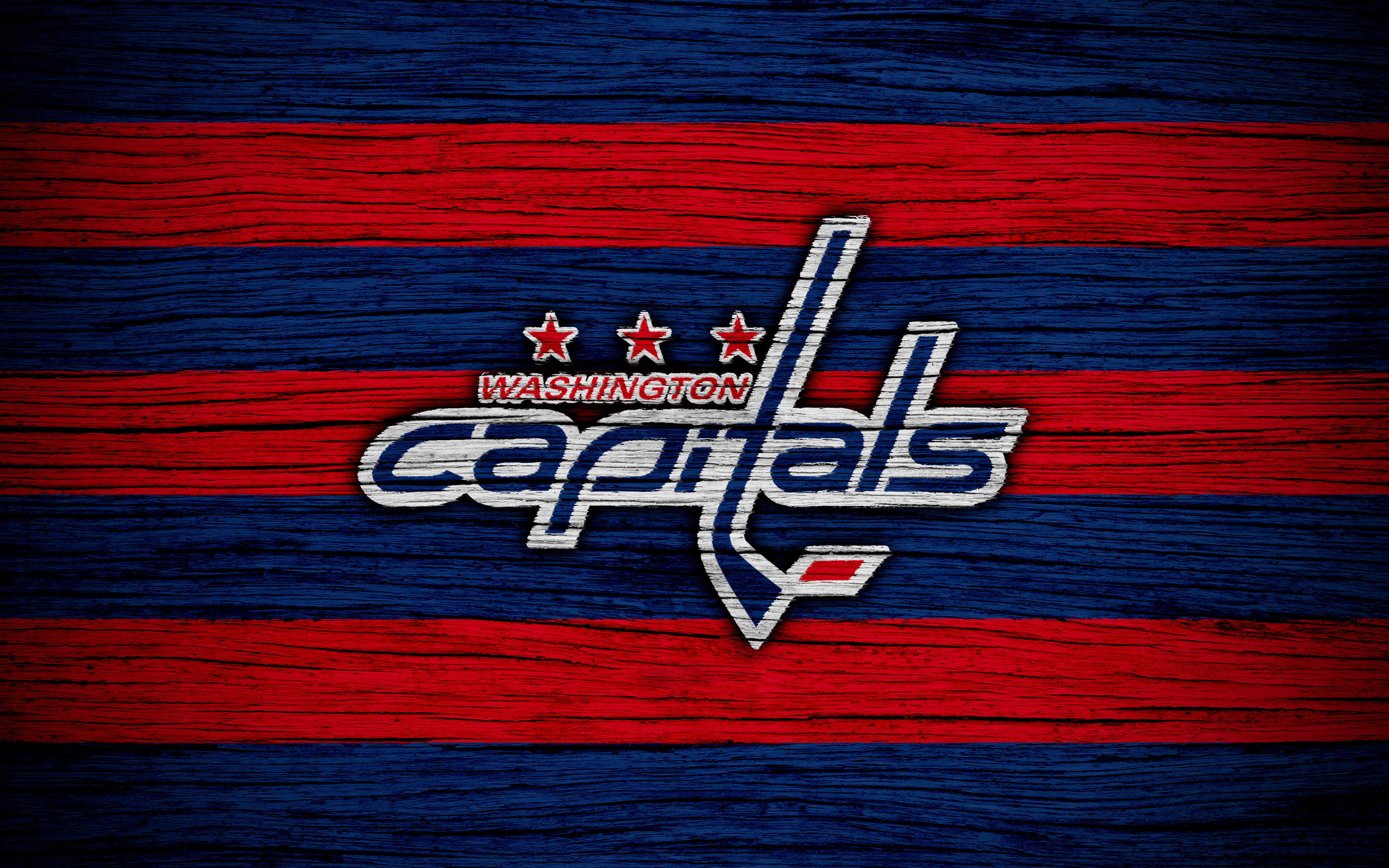 Washington Capitals 4k Ultra HD Wallpaper Background Image 3840x2400