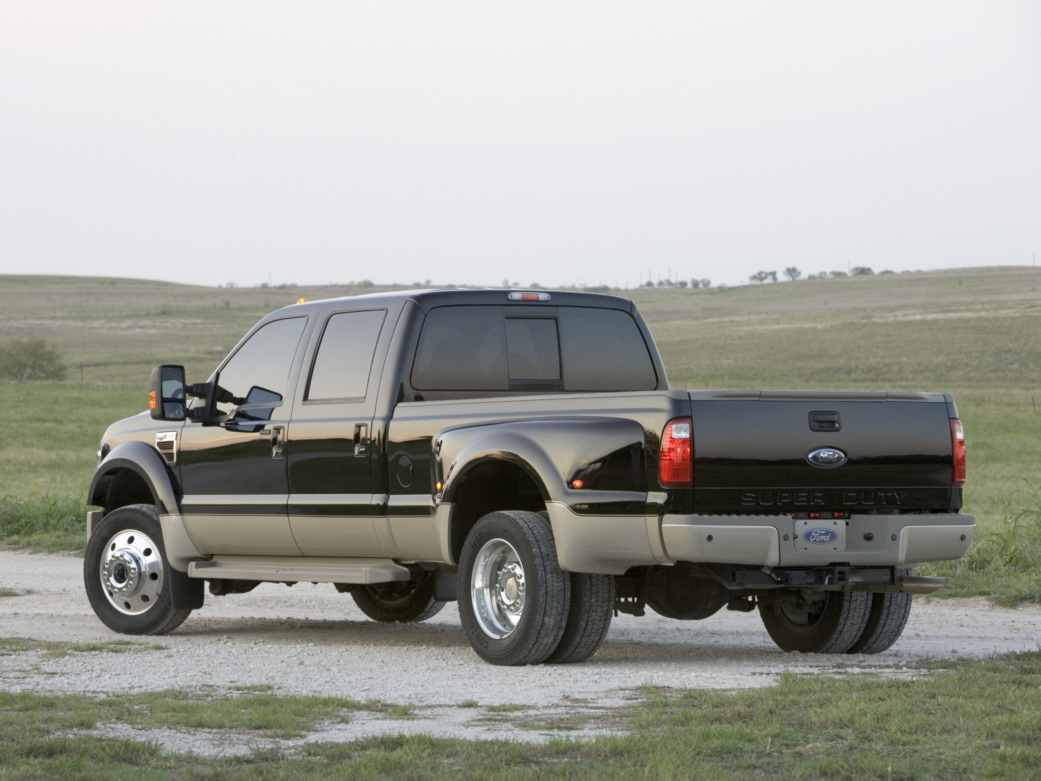 2008 Ford F 450 SuperDuty truck 4x4 g wallpaper background 2048x1536