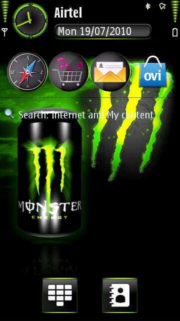 Monster Energy Wallpaper For IPhone