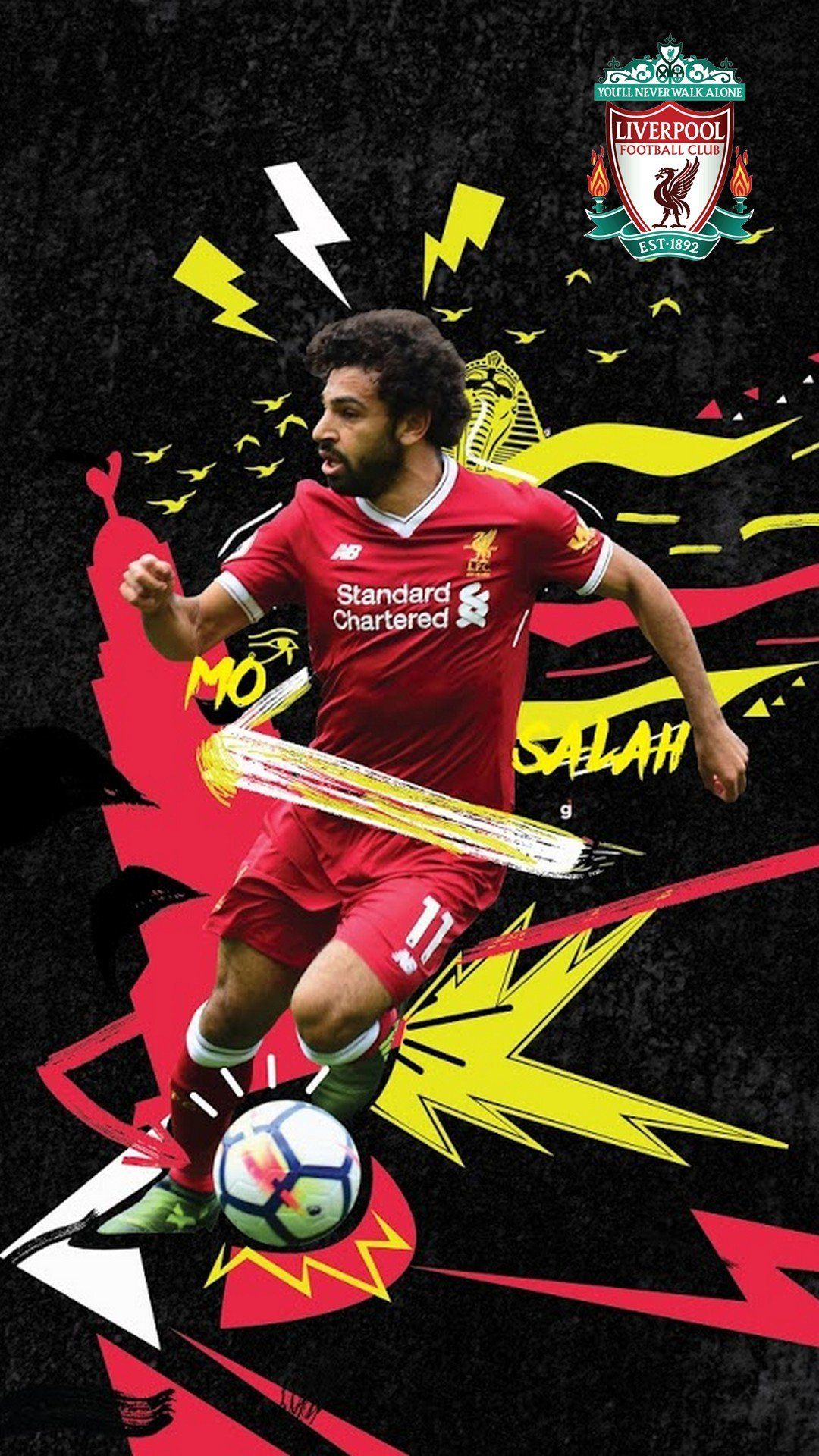 Free Download Mohamed Salah Pictures Wallpaper Android 2019