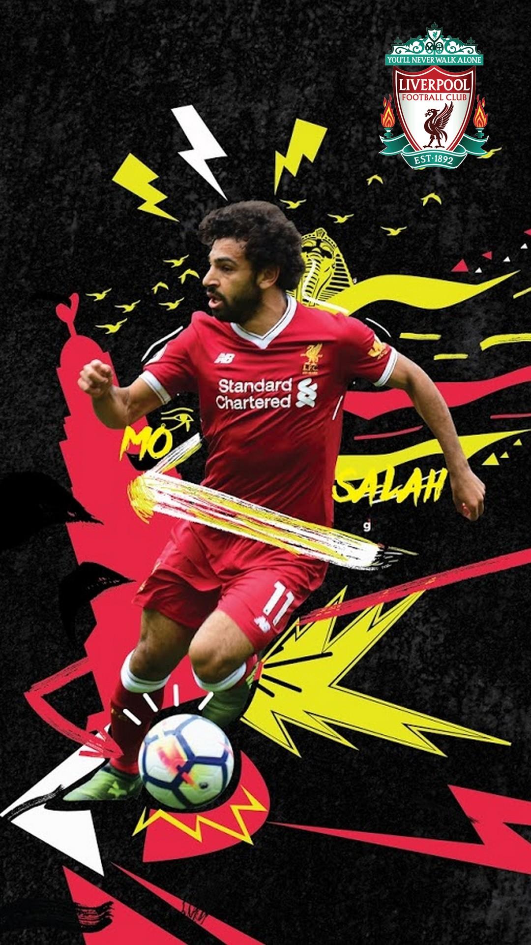 30 Mohamed Salah 2019 Wallpapers On Wallpapersafari