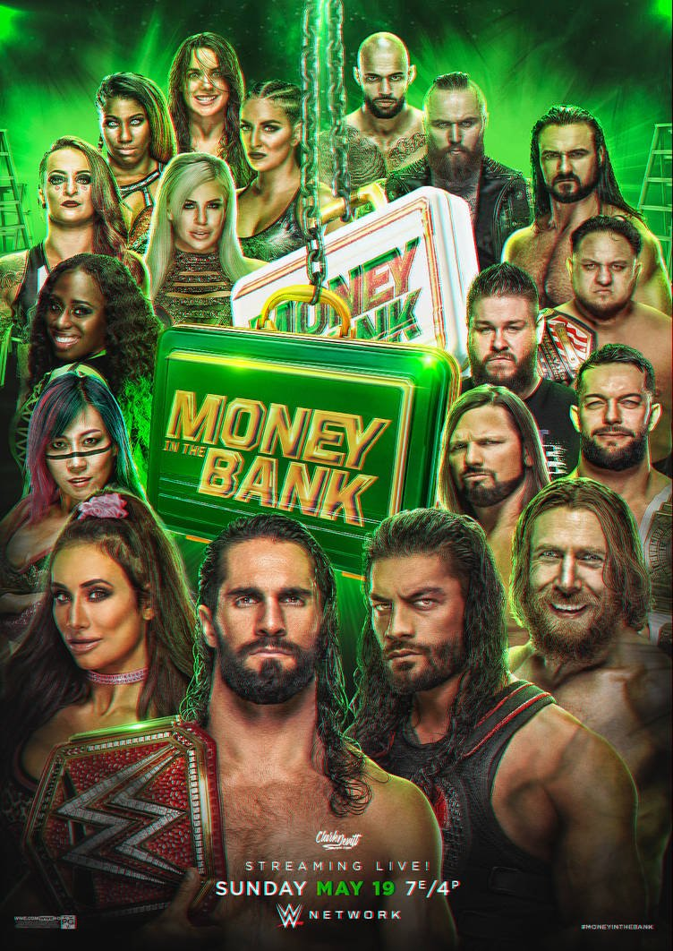 WWE Money in the Bank 2019 by ClarkVL9 752x1062