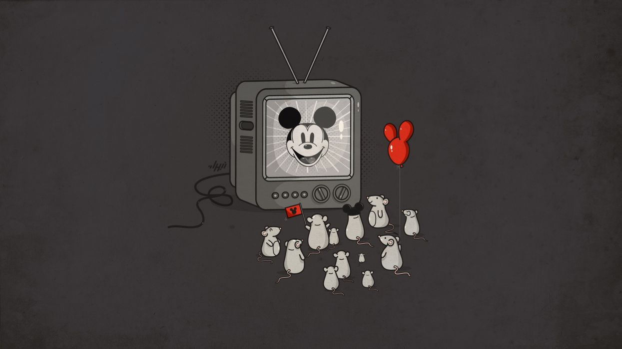 Tv mickey mouse mice wallpaper 2560x1440 13443 WallpaperUP 1245x700