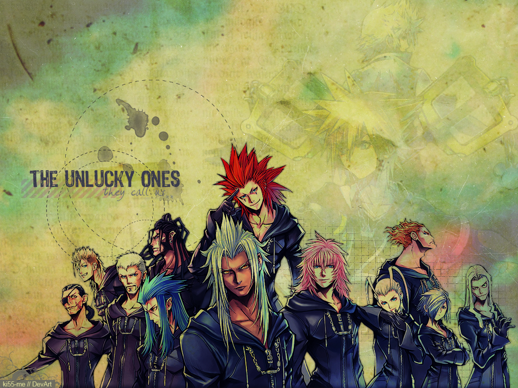 Kingdom Hearts Wallpapers 1024x768