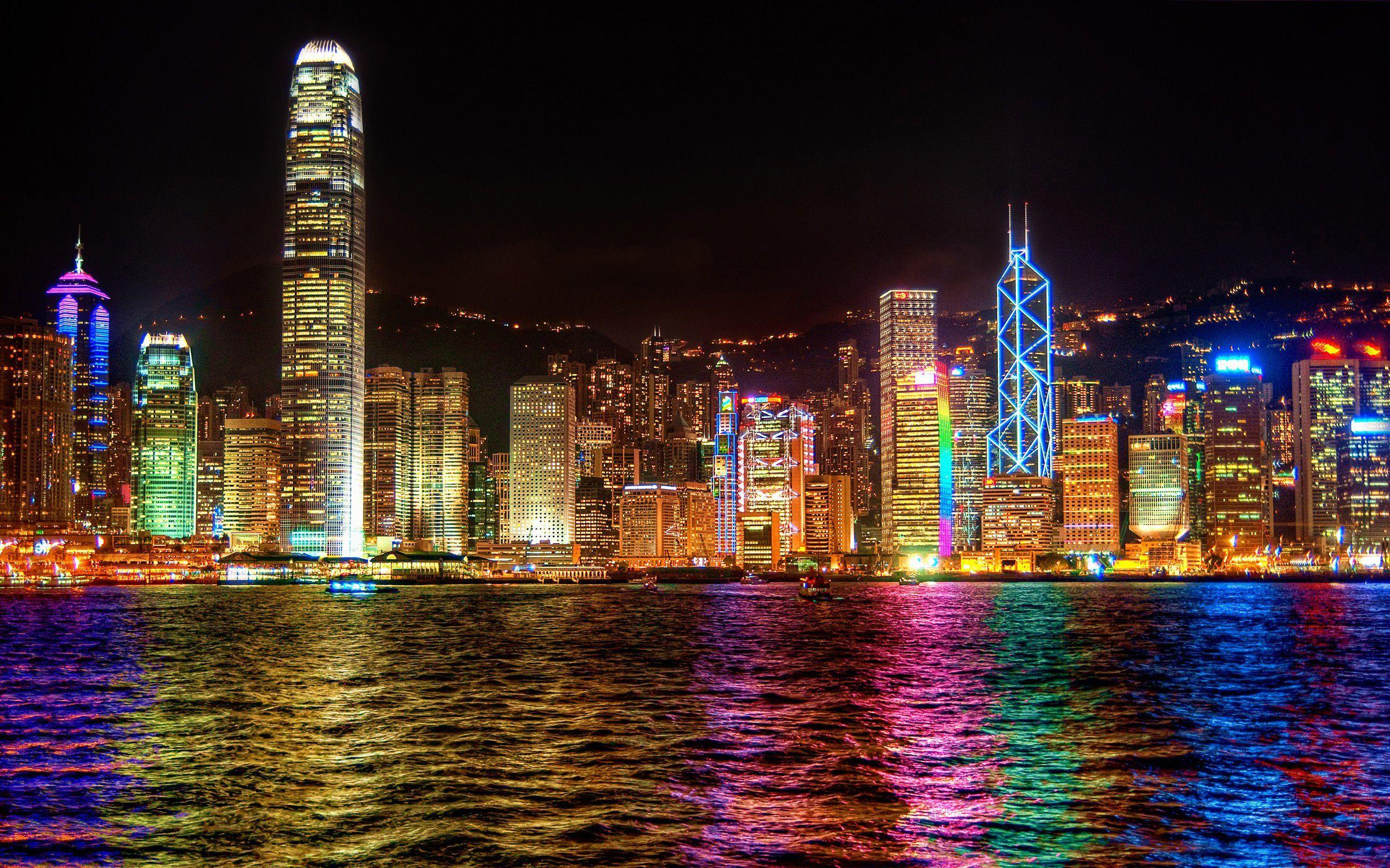 53 Hong Kong Wallpaper On Wallpapersafari