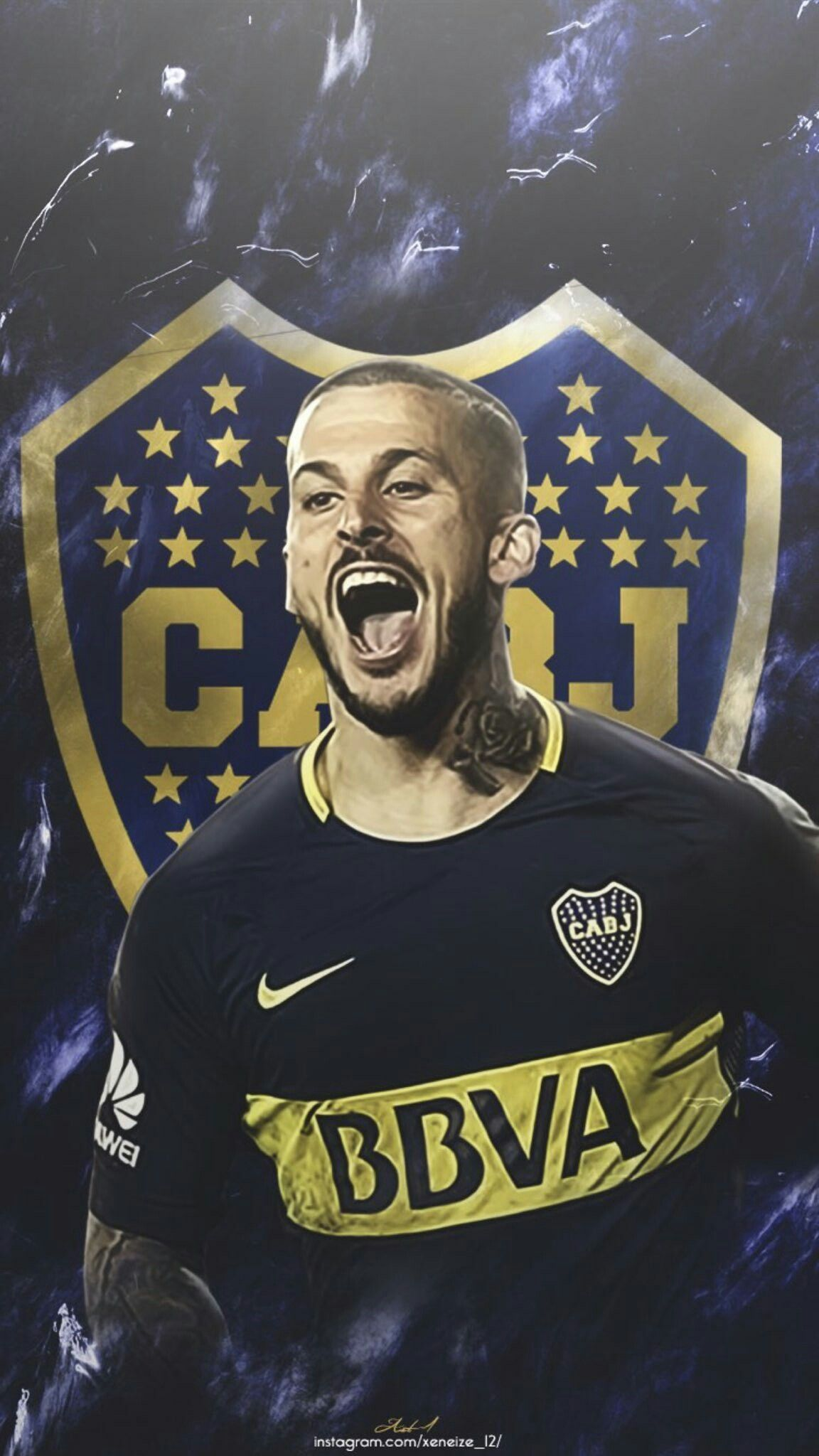 Pin by Juan Francisco on FUTBOL Wallpaper Pinterest Boca 1152x2048