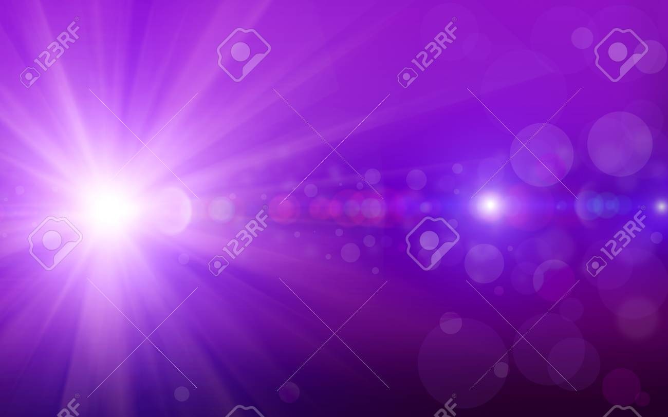 Elegant Abstract Blurred And Bokeh Background With Purple Glitter 1300x812
