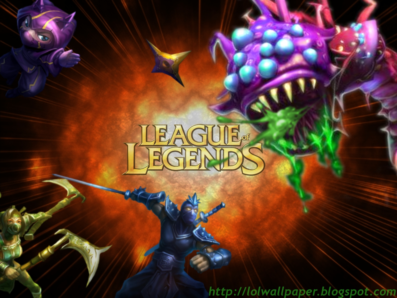 Wallpaper Olaf League Legends Download Wallpaper DaWallpaperz 1600x1200