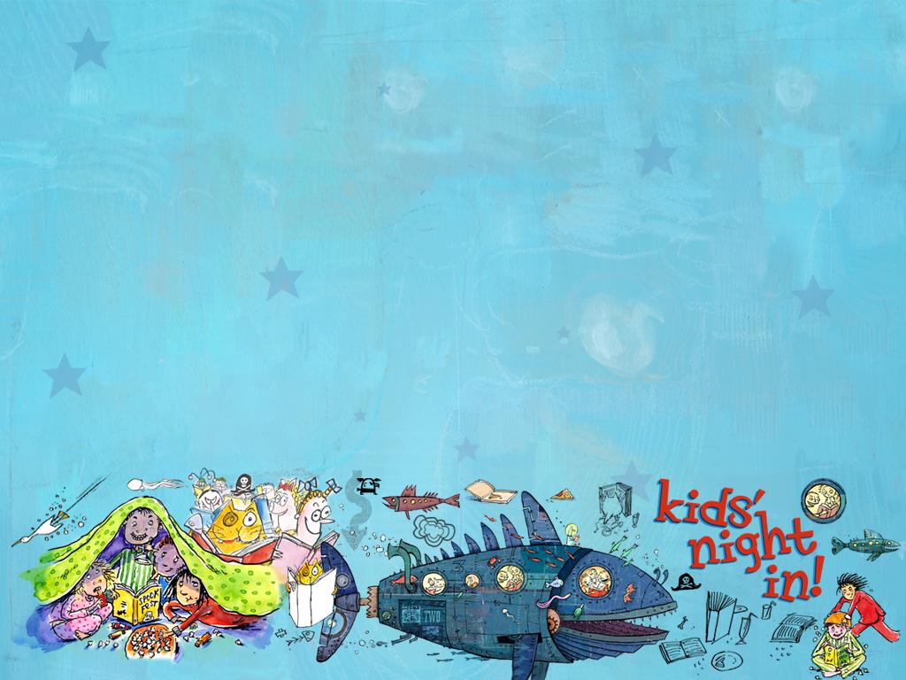Cool Kids Wallpaper 1024x768