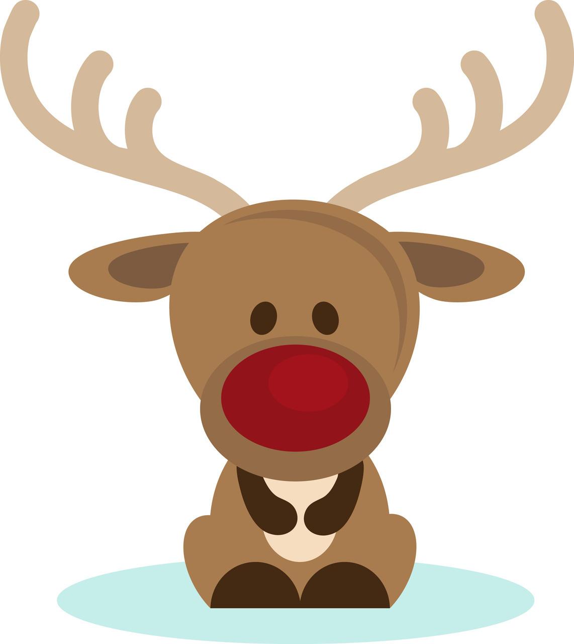 40+ Cute Reindeer Wallpaper on WallpaperSafari