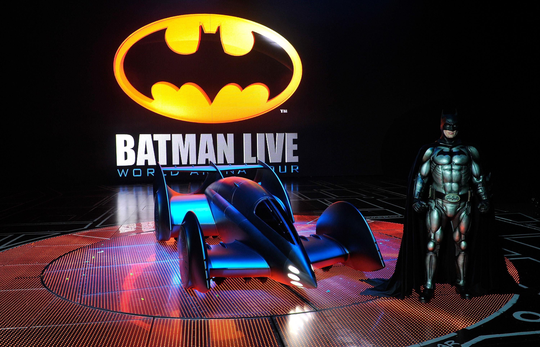 Batman Live Wallpaper for PC - WallpaperSafari