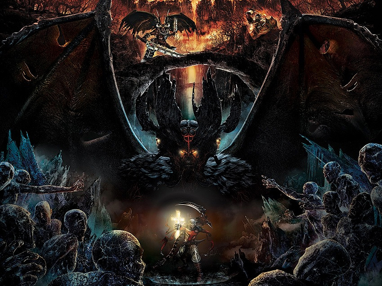 Dantes Inferno HD Wallpapers Backgrounds 1280x959