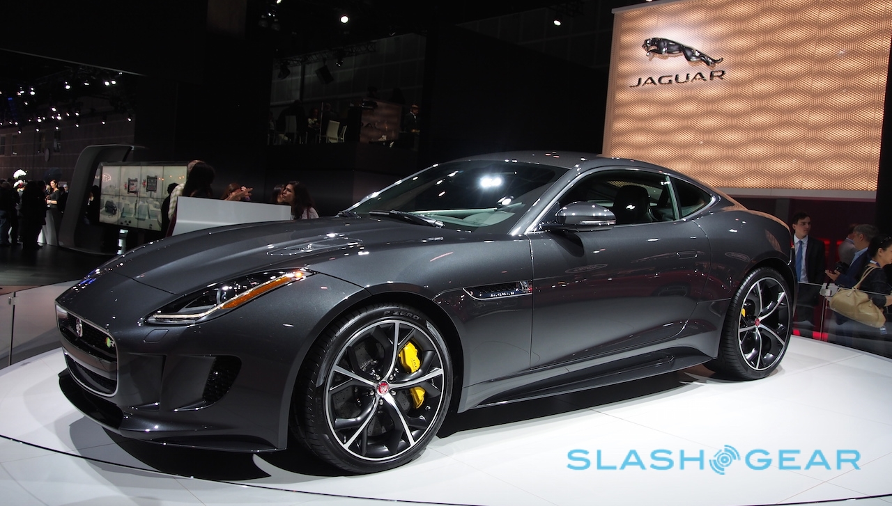 2016 Jaguar F Type V6 V8 Will Have Some Changes Techno Freak 1280x727