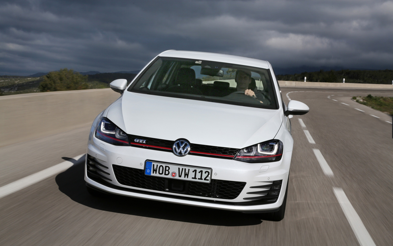 2015 Vw Gti Wallpaper photos of 2015 Golf 7th Generation GTi Here we 1300x813