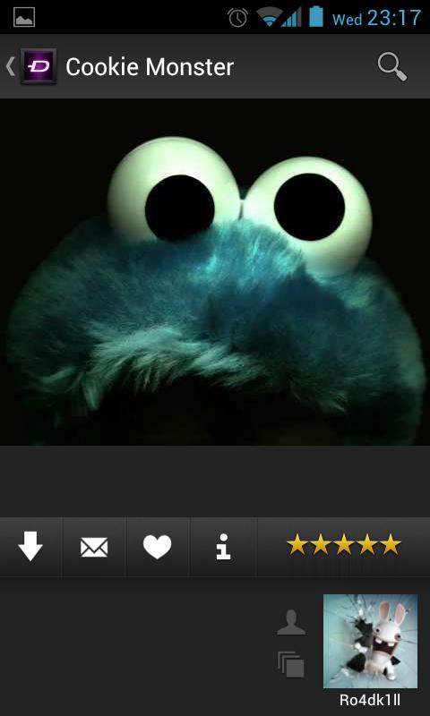 Zedge   Cookie monster wallpaper   AndroidTapp 480x800